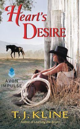 Heart's Desire by TJ Kline